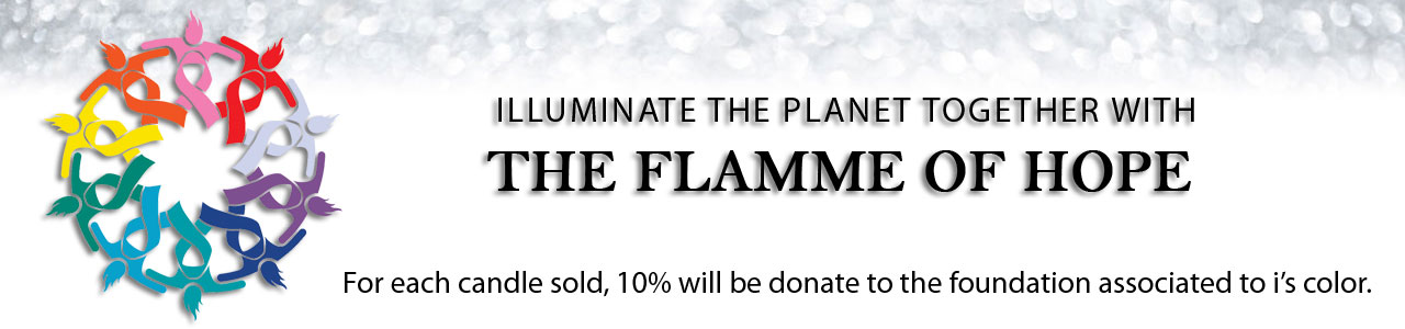 the flamme of hope